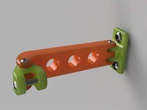 "PanelDue 5"" mounting arm"