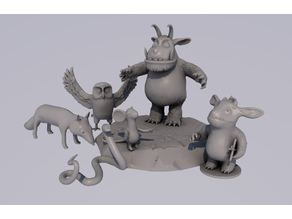 The Gruffalo Family