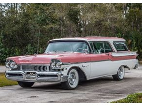 Mercury Commuter Wagon 1957