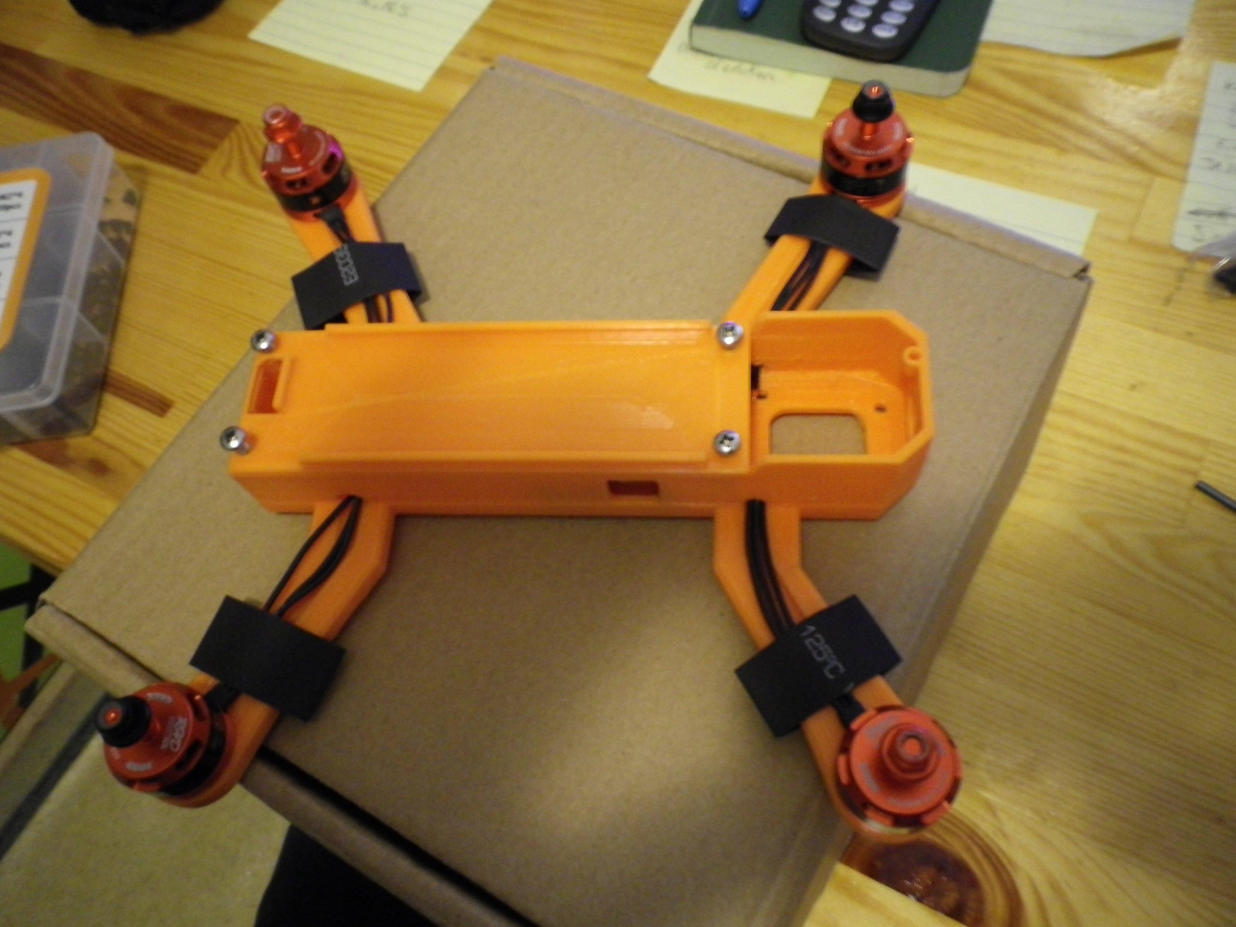 ProjectCuckoo WiFi Pineapple Nano Drone by tvbags