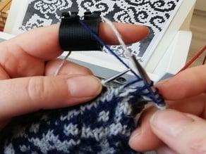 Thimble Yarn Guide