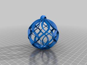Remix of MobiusCurve Ornament