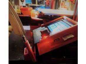 SD Card Holder w/Stylus holder
