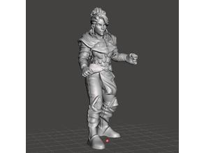 Shivikah [Female Human Pirate]