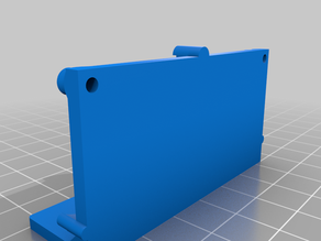 Pigtail Holder for Breakout pcb Board inside