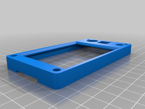 Bigtreetech TFT35 V3 Case / Hole Cover for Sidewinder X1 (Ender 5 Plus, CR-10s PRO Remix available)