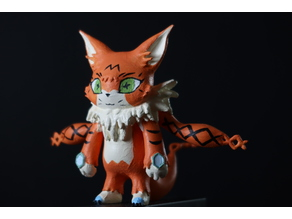 Digimon meicoomon
