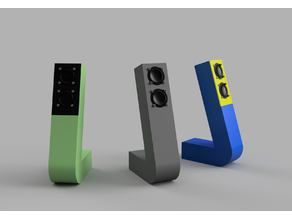 Audio Stix TL Loudspeaker (Hexibase Remix)
