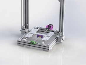 Anet AM8 Y Axis Lead Screw Drive System