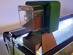 Easy Feeder Tight Lid Adapter - Aquarium Co-op