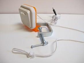 Switch rope / Pulsador de cuerda