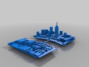 godzilla city - metropolitan