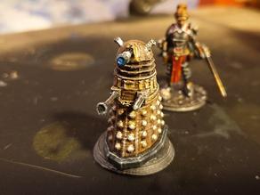 Dalek 28mm miniature