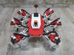 Scorpio - Walking FPV drone