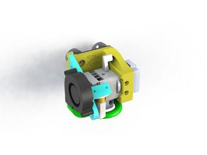 Morninglion Mount for BIQU H2 fits Crealtiy CR and Ender series plus others! BLTouch Option!
