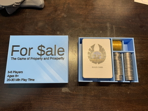 For Sale Board Game Travel Edition Box