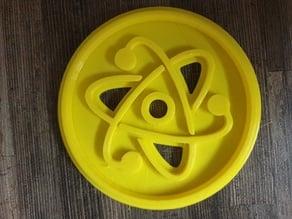 Atom Cookie Cutter