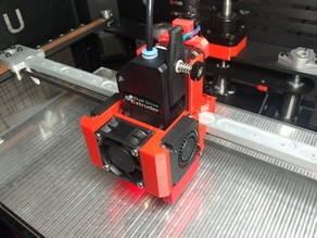 UNI 3d printer bmg direct extruder kit
