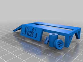 Hot Wheels Car Dealership Platform
