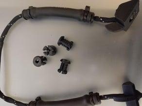 Band Locks for Sliding Legolini