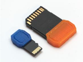 SD Card Grip