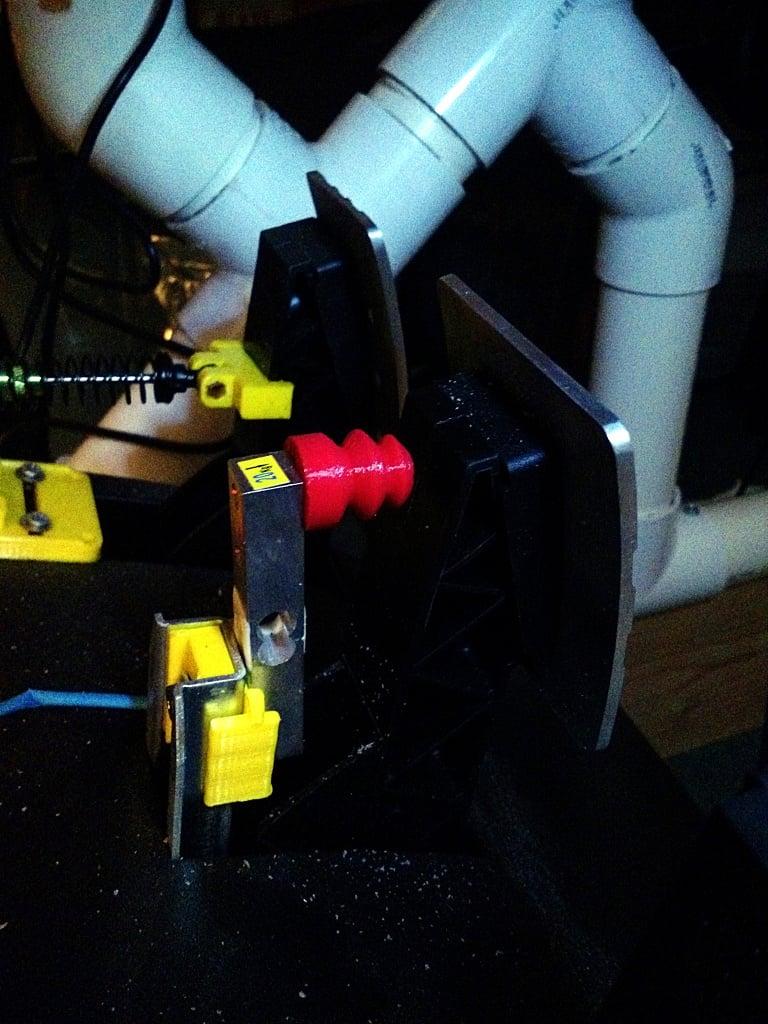 Better Brake Bumper for Thrustmaster T3PA Load Cell Brake Mod
