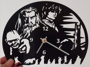 Reloj El Hobbit