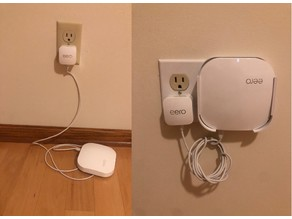 Eero Router Outlet Cover Mount
