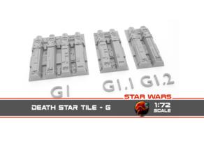 Star Wars Death Star Surface Tile G1