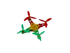 Drone ondulé phi330 (Drone de Narval)