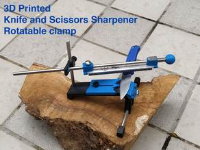 Knife, Scissors & Razor Sharpener - Leading Edge System