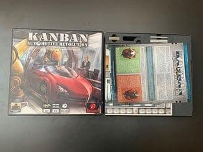 Kanban - boardgame insert