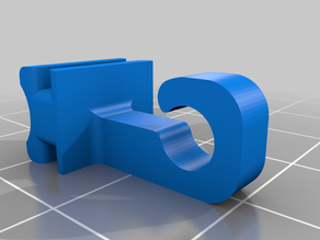 Vorhanggleiter 9 mm