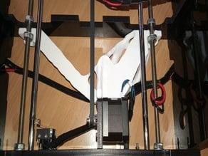 Topology Optimized Anet A8 Rear Frame Brace
