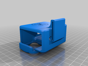 GoPro Hero8 mount | Armattan Rooster/Chameleon Ti  frames