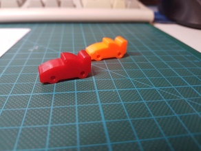 Car meeple for board games