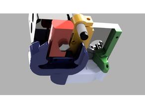 Monoprice Ultimate D6 5015 Fan Duct