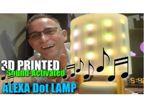 ALEXA Dot | Sound Light