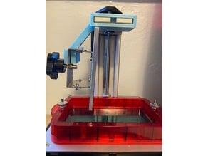 Phrozen Sonic Mini Resin Drip Build Plate Attachment