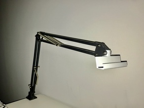 Tertial ( Ikea ) smartphone or tablet holder