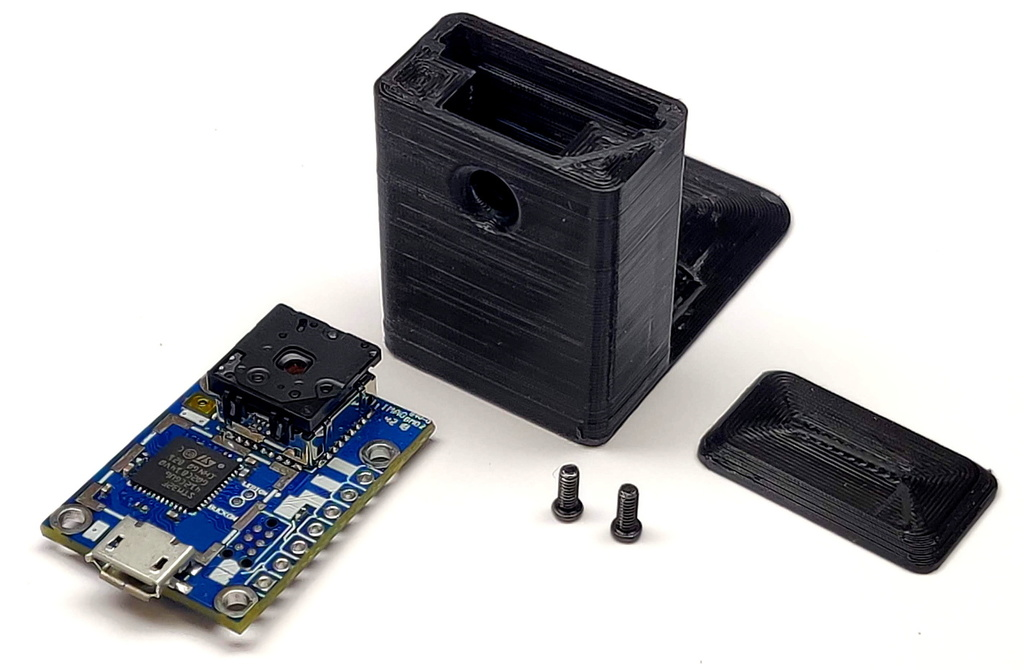 Pure Thermal 2 case (for Lepton FLIR)