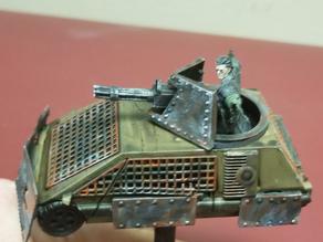 Electric rabbit mini car and truck