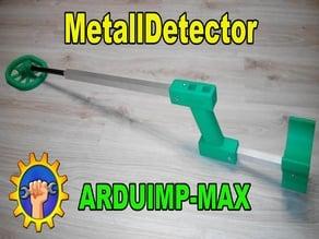 Metal detector 3D Print