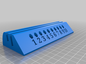 Card Holder Point Counter by Nicosh