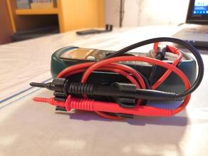 multimeter probe holder