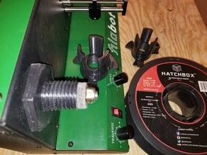 Filabot Universal Spooler Spool Holder