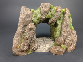 Openforge 2.0 Cave Entrance (Tile Version)