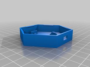 Infinity Cube case for RobotDyn WIFI NodeM ESP8266
