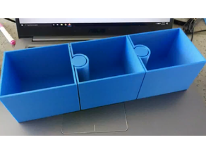 Parametric Connectable Boxes
