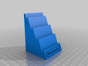 Nintendo Switch Game Cartridge Display Stands